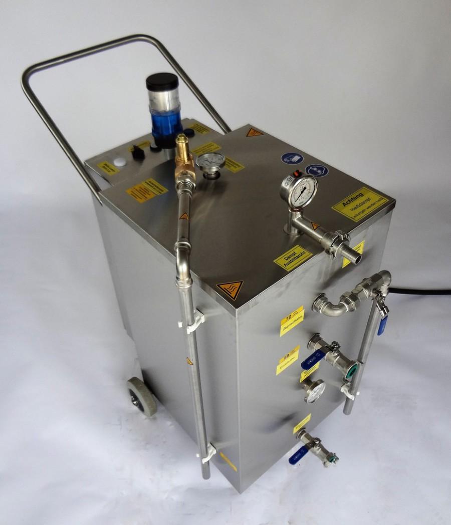 Metall Elektro Apparatebau Rudersdorf - Hans Dampf